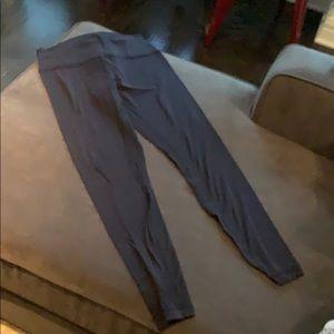 """Lululemon black align pant 28"""""""